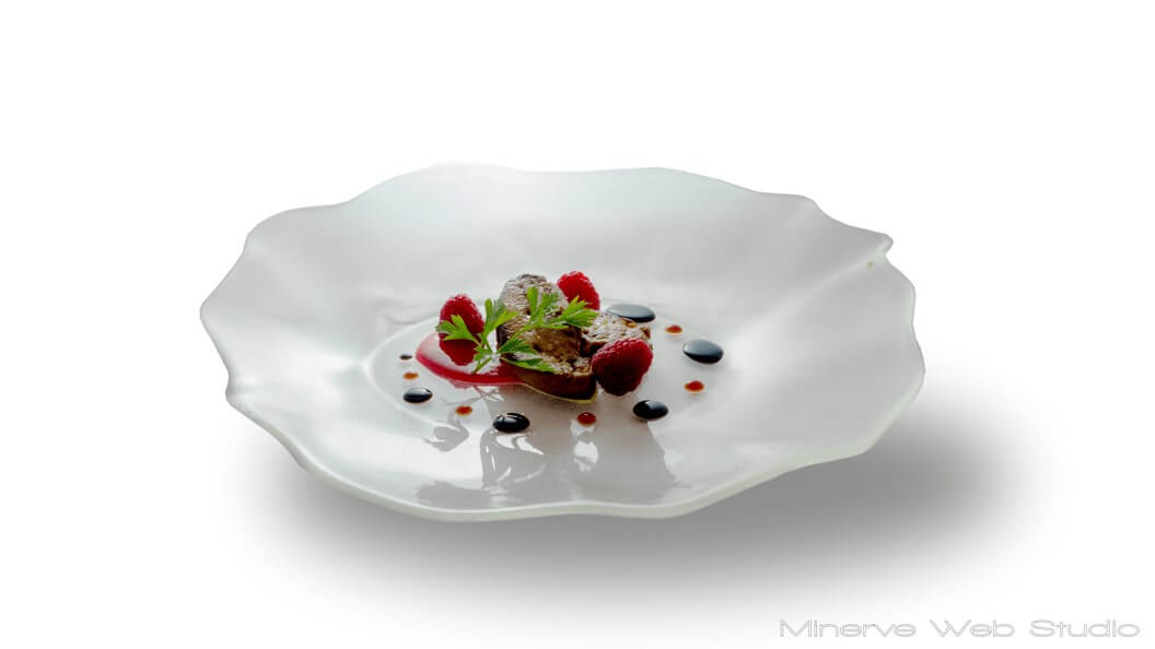 PLAT - minerve web studio - packshot cuisine restaurant