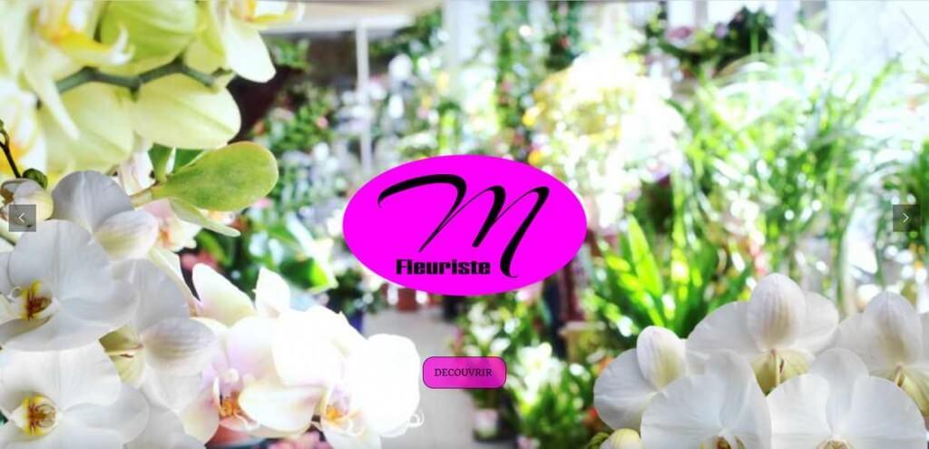 MARGUERITE-FLEURS.COM - Minerve web studio !P