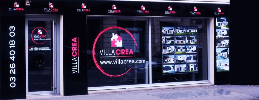 DEVANTURE VILLACREA - Minerve web studio